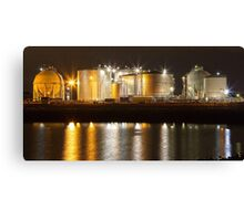 Nightshift Canvas Print