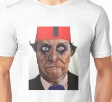 Tommy Cooper vs Alice Cooper Unisex T-Shirt