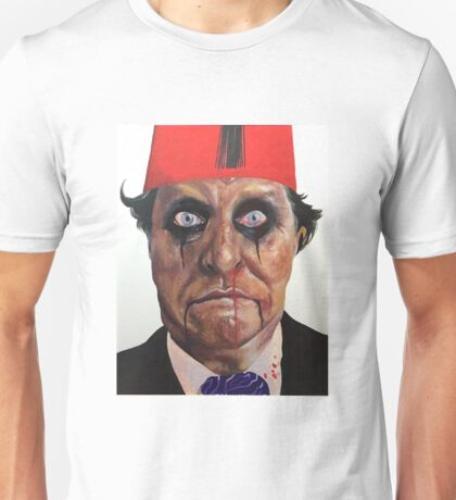 Tommy Cooper vs Alice Cooper Unisex T-Shirt
