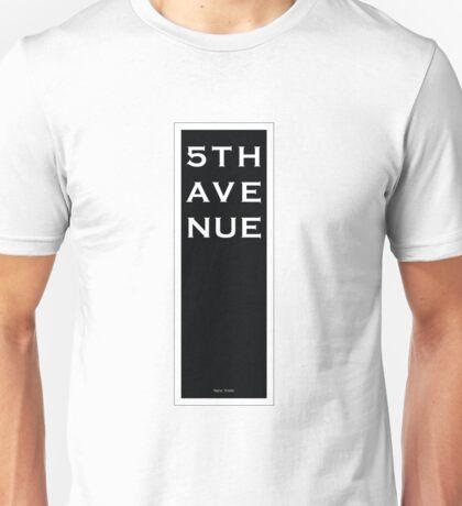 5th Avenue - NYC Unisex T-Shirt