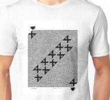 the folds Unisex T-Shirt