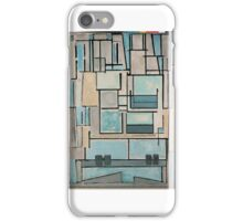 PIET MONDRIAN - Composition No.VI, Compostion  iPhone Case/Skin