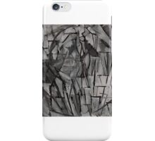 PIET MONDRIAN - EUCALYPTUS iPhone Case/Skin