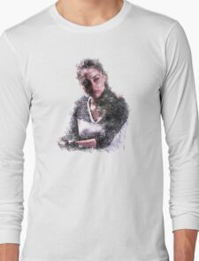 Raven - The 100 - Thread Long Sleeve T-Shirt
