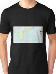 USGS TOPO Map Hawaii HI Niihau South 349819 1984 25000 Unisex T-Shirt