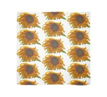 sunflower bad hair day Scarf
