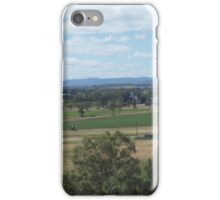 Tamworth from the air iPhone Case/Skin