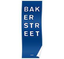 Baker Street - London Poster