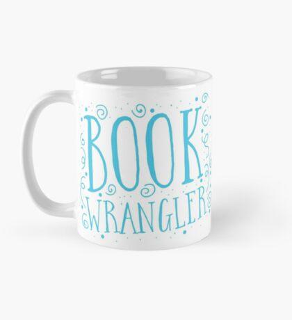 Book wrangler Mug