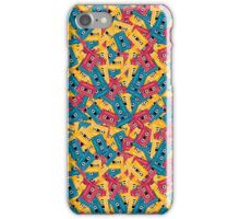 Mixtapes (Patterned) iPhone Case/Skin