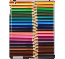 Colorful Pencils iPad Case/Skin