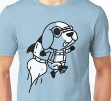Rocket Pup Unisex T-Shirt