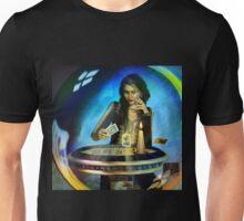DUKKERIN' ... fortune teller Unisex T-Shirt