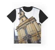 Budapest Church Graphic T-Shirt