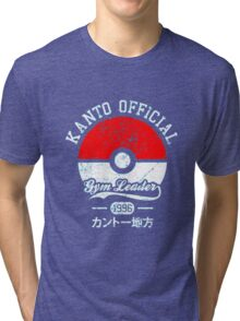 Kanto Official Tri-blend T-Shirt