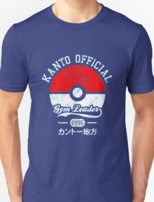 Kanto Official Unisex T-Shirt