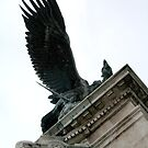 Budapest Art Gallery Eagle by Lee Whitmarsh