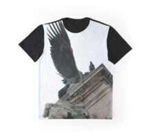 Budapest Art Gallery Eagle Graphic T-Shirt