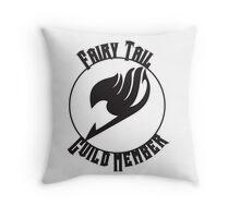 FairyTail - Guild Member Throw Pillow