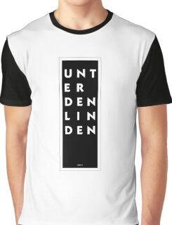 Unter den Linden - Berlin Graphic T-Shirt