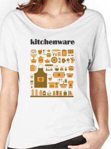 Kitchenware Women's Relaxed Fit T-Shirt