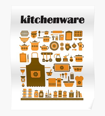 Kitchenware Poster