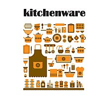 Kitchenware Photographic Print