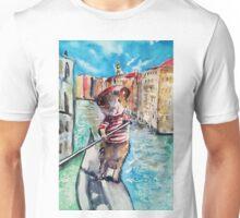 Guinea Pig in Venice Unisex T-Shirt