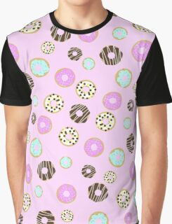 Donuts Graphic T-Shirt