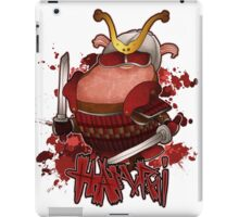 Hamurai iPad Case/Skin