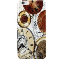 Time 2 iPhone Case/Skin