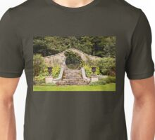 Leith Hall Garden Architectural Details - (Huntly, Aberdeenshire, Scotland) Unisex T-Shirt