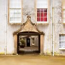 Leith Hall Architectural Details - (Huntly, Aberdeenshire, Scotland) by Yannik Hay