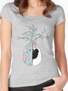 Garden - Halsey Women's Fitted Scoop T-Shirt