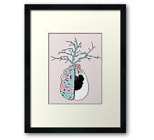 Garden - Halsey Framed Print