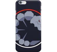 Steelix - #208 - MH iPhone Case/Skin