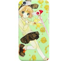 Sakra vs. Green Bunny iPhone Case/Skin