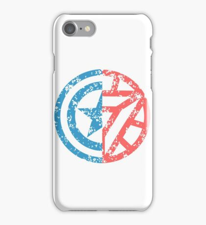 Civil War iPhone Case/Skin