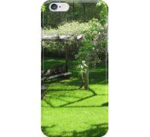 Grape Gazebo iPhone Case/Skin