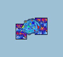 Abstract digital art - Gougelon V2 Unisex T-Shirt