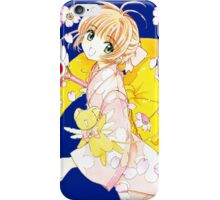Sakura vs. Glow iPhone Case/Skin