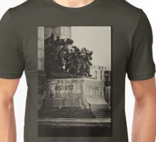 National War Memorial - Ottawa (Canada) Unisex T-Shirt