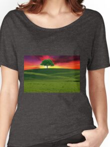One Tree Hill Women's Relaxed Fit T-Shirt