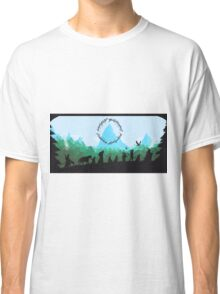 Lord of the Rings Travel Design Classic T-Shirt