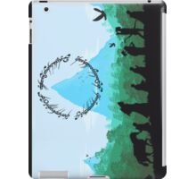 Lord of the Rings Travel Design iPad Case/Skin