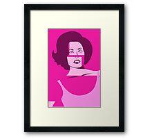 Modern Warhol Framed Print