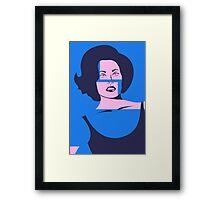 Modern Warhol #2 Framed Print