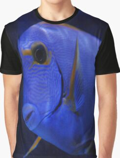 Blue Tang 3 Graphic T-Shirt