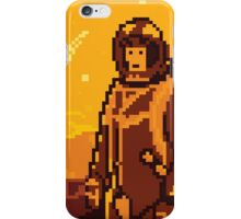 Like Firewatch... but space. iPhone Case/Skin