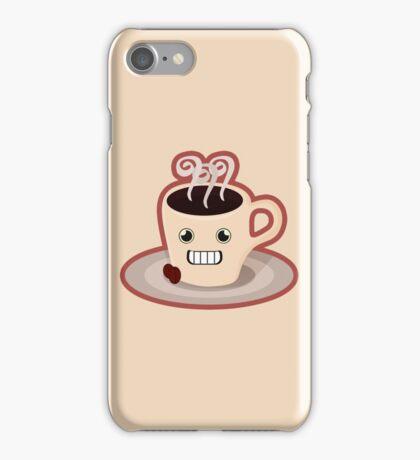 Kawaii coffee iPhone Case/Skin